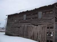 The Hops Barn before restoration.