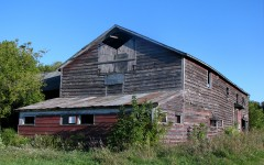 We dismantled and restored an 1840's timber frame barn from the tranquil fields of upstate New York...