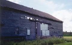 The Kipp Barn before restoration.
